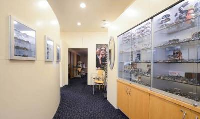 Nob Hill San Francisco eye care clinic
